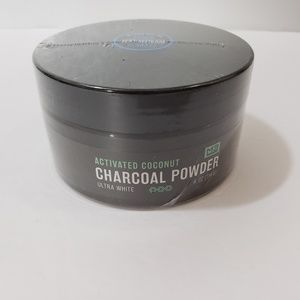 *SOLD* Coconut Charcoal Teeth Whitening Powder